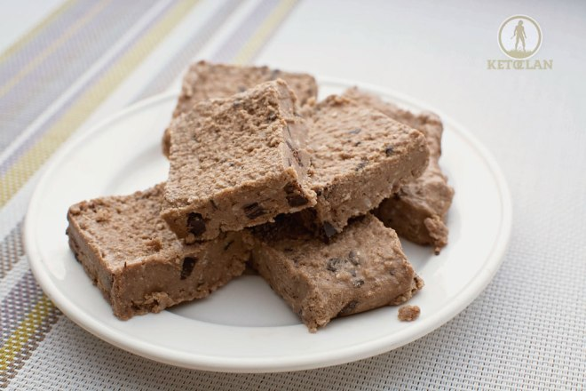 Choc peanut butter bar